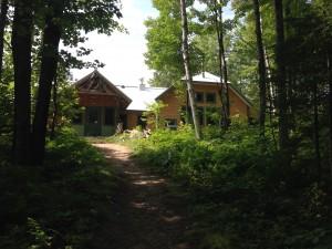 Flagstaff Hut